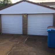 Garage Door Double