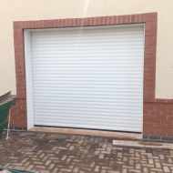 Insulated Garage Door A
