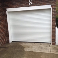 Insulated Garage Door B
