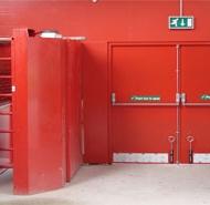 Steel Door 4 Fire Exit