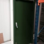 Steel Door 1