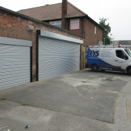 Steel Security Roller Shutter Grimsby Goole Hull Bridlington Scunthorpe